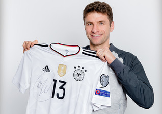 Müllers DFB Jersey