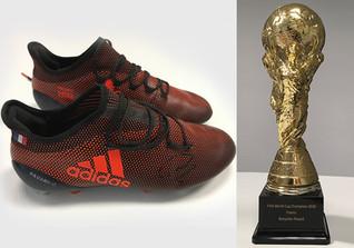 Pavard Schuhe Pokal
