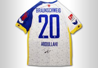 Abdullahis Sondertrikot