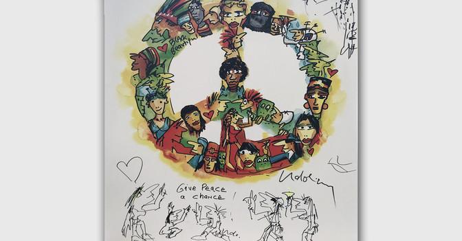 Weihnachtskarten Udo Lindenberg.Udo Lindenberg United Charity Auktionen Für Kinder In Not