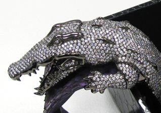 Alligator Armreif