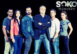 Am Set von SOKO München