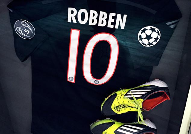 Arjen-Robben-Kollektion