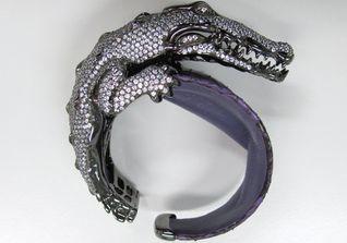 Armreif Alligator