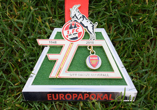 Arsenal Match Day Medal