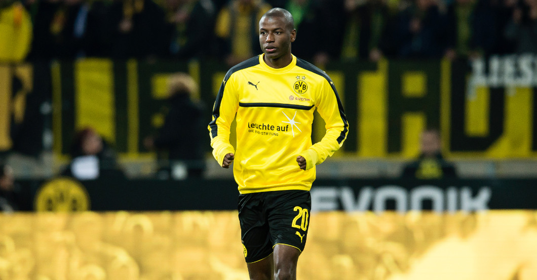 bvb weihnachtsgeschenk adrian ramos aufw rmshirt. Black Bedroom Furniture Sets. Home Design Ideas