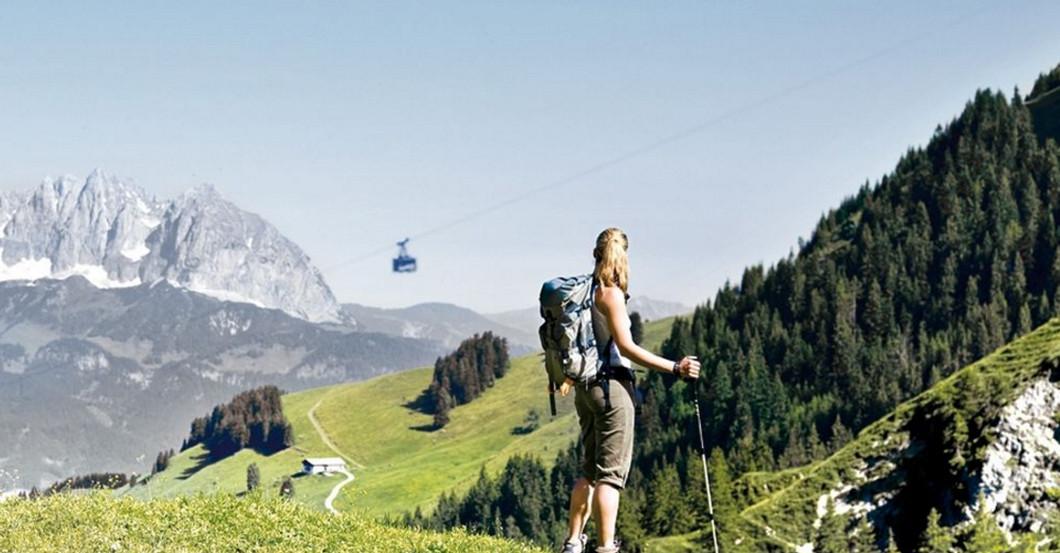 Auszeit in Kitzbühel