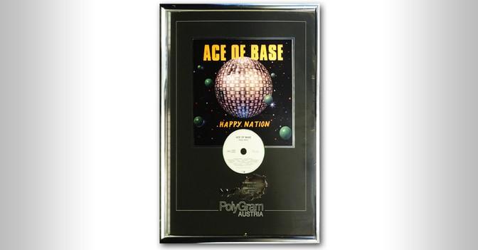 Award Ace of Base