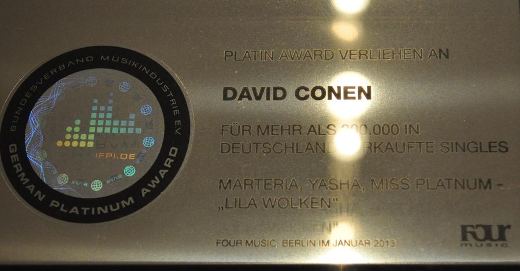Award David Conen