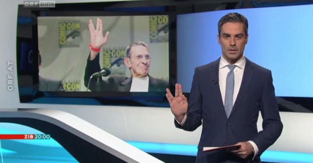 Backstage ORF Nachrichten