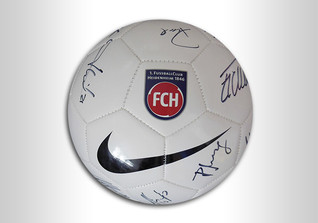 Ball des FC Heidenheim