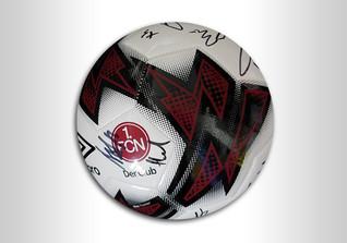 Ball des FC Nürnberg
