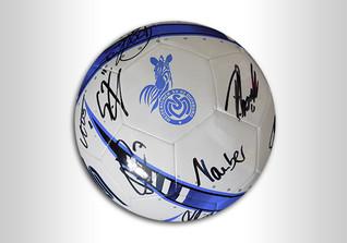 Ball des MSV Duisburg