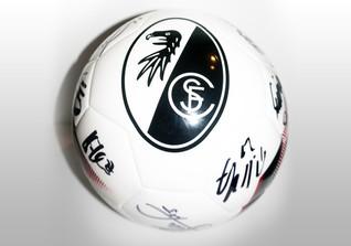 Ball des SC Freiburg