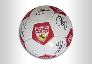 Ball des VfB Stuttgart