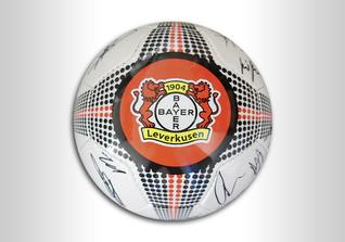 Ball von Bayer Leverkusen