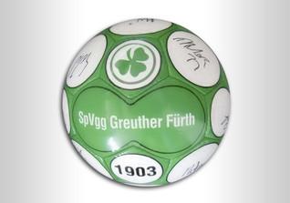 Ball von Greuther Fürth