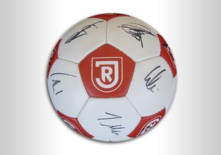 Ball von Jahn Regensburg