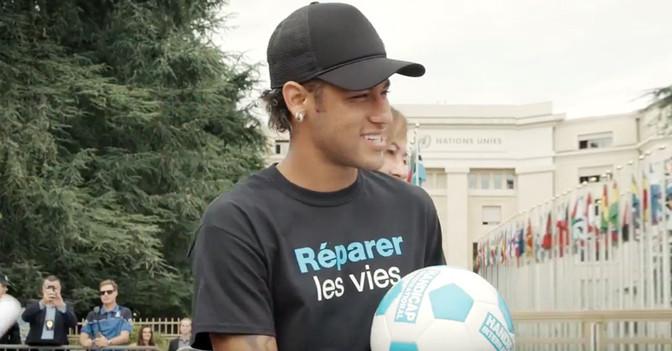 Ball von Neymar