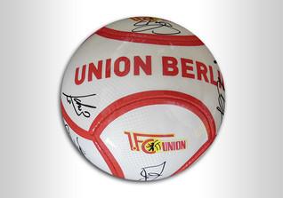 Ball von Union Berlin