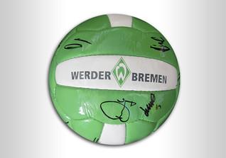 Ball von Werder Bremen