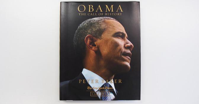 Barack Obama Bildband