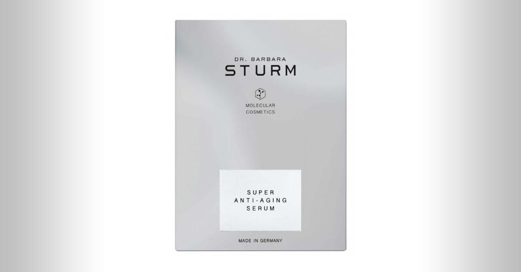 exclusive cream anti aging serum by dr barbara sturm. Black Bedroom Furniture Sets. Home Design Ideas