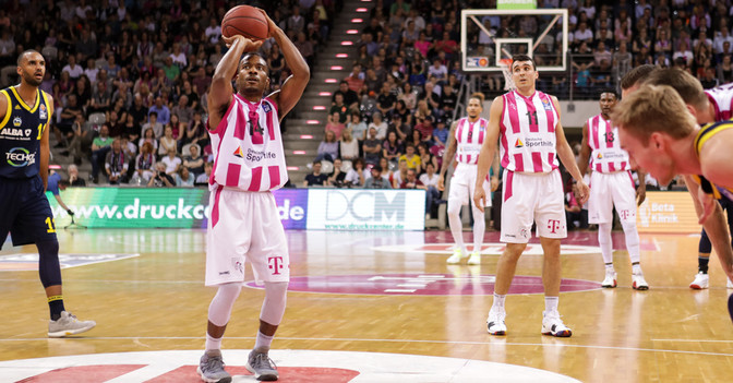 Basketball Trikot Mayo