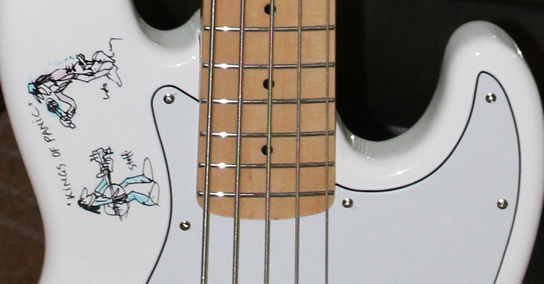 Bass Udo Lindenberg