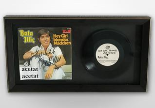 Bata Ilic signierte LP