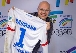 Baumann Torwart Trikot