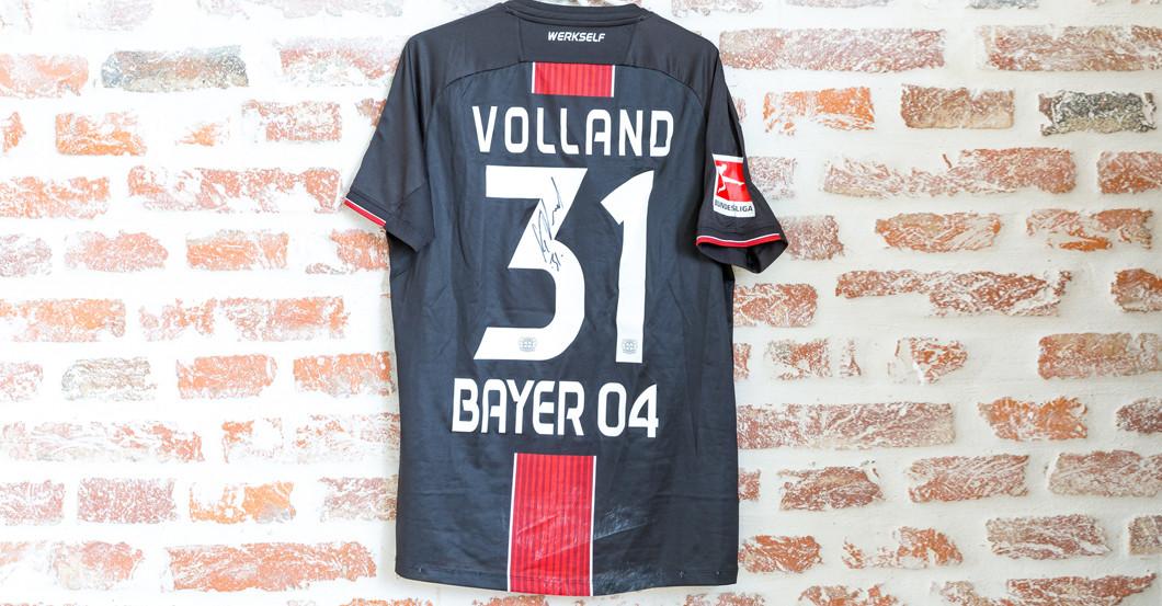 Bayer Trikot Volland