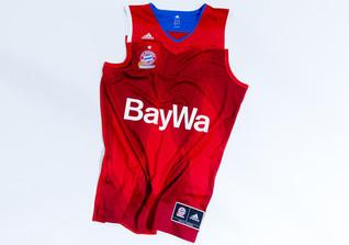 Bayern Basketball Jersey