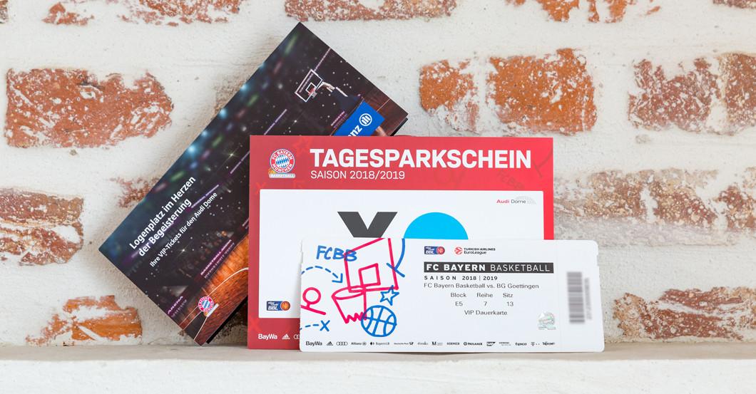 Bayern Basketball VIP