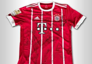 Bayern Trikot 2017