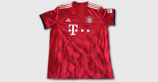 Bayern Trikot 2018