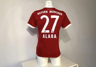 Bayern Trikot David Alaba