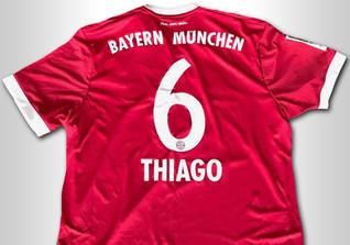 Bayern Trikot Thiago