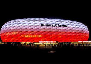 Bayern vs Schalke Loge