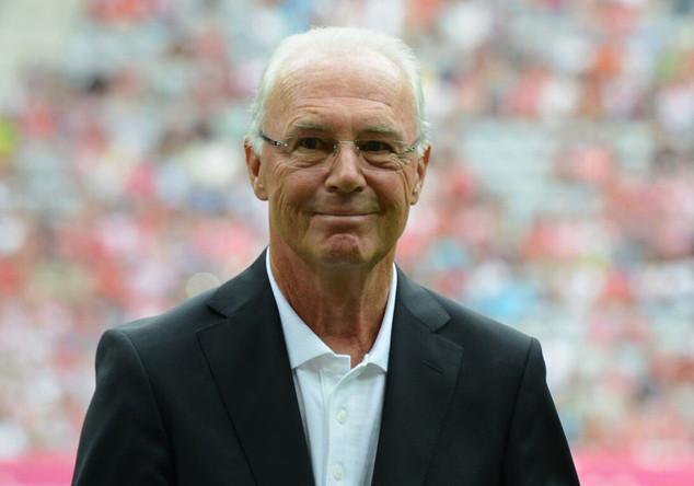 Beckenbauers Shirt