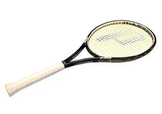 Becks Tennisschläger