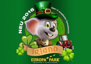 Besuch Themenwelt Irland