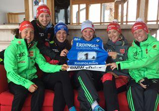 Biathlon Startnummer