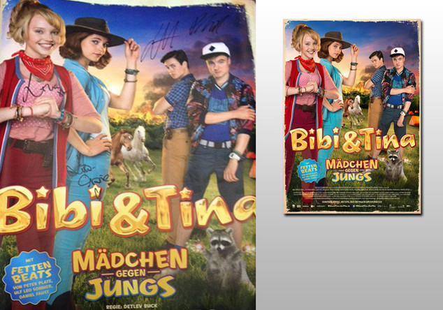 Bibi und Tina Filmplakat