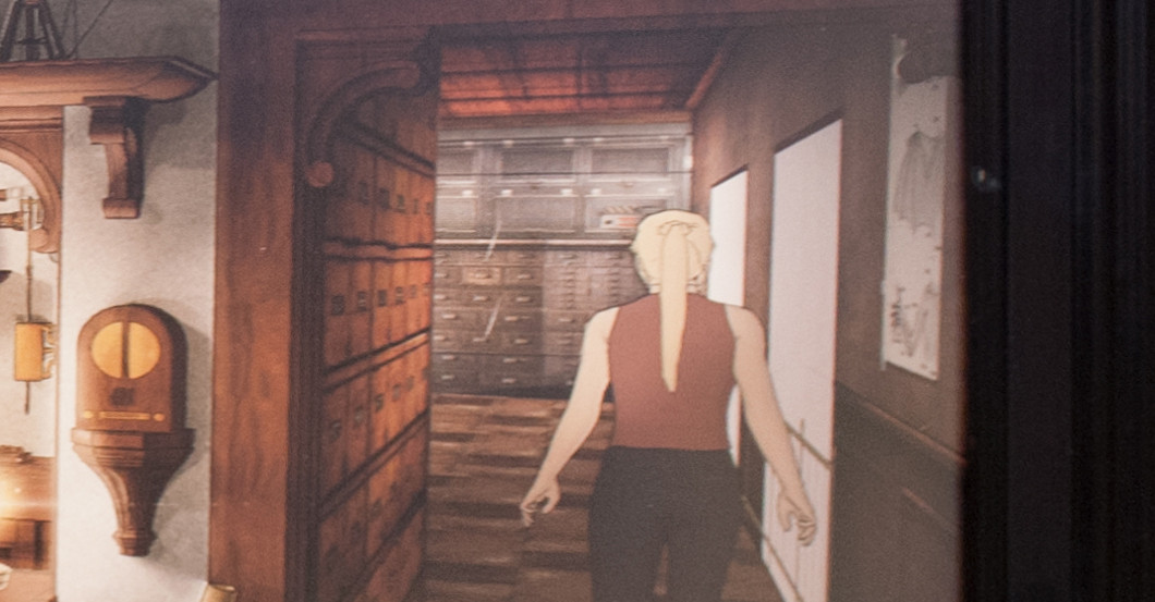 Bild Eingang Voletarium