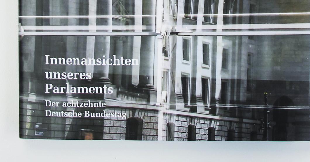 Bildband Bundestag