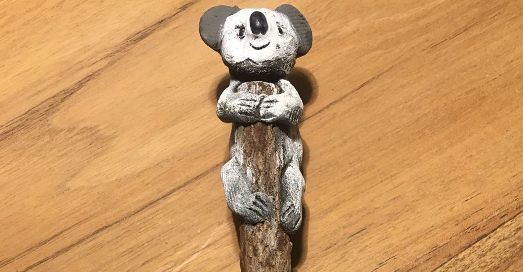 Bleistift Koala