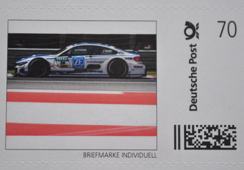 BMW Briefmarkenset