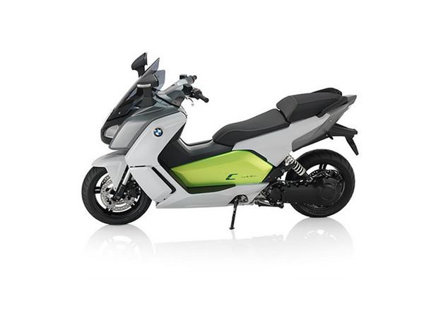 BMW Elektro Scooter
