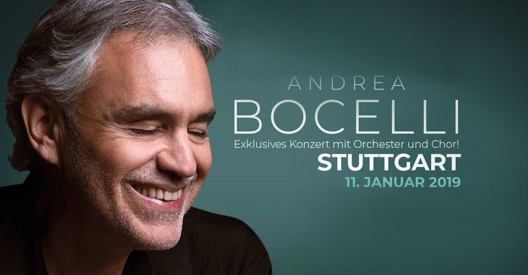 Bocelli Stuttgart 1